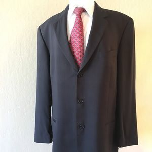 Hugo Boss Blazer 44L, Wool Like New